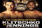 Wladimir Klitschko - Briant Jennings boxing tickets