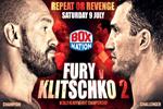 Wladimir Klitschko - Tyson Fury tickets