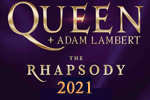 Queen and Adam Lambert  concert tickets 2021