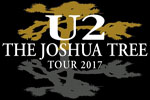 U2 concert tickets The Joshua Tree Tour 2017