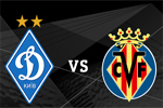 dynamo kyiv villarreal tickets