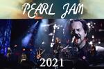 Pearl Jam concert tickets 2021