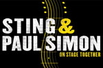 Sting and Paul Simon concert tickets