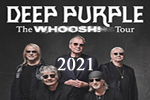 Deep Purple concert tickets 2021