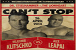 Klitschko - Leapai boxing tickets