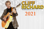 Cliff Richard concert tickets 2021