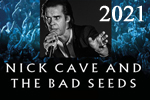Nick Cave concert tickets 2021