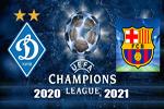 Билеты на матч Динамо Киев - Барселона в Киеве 24 ноября на НСК Олимпийский