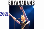 Bryan Adams concert tickets 2021
