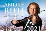 Andre Rieu concert tickets 2021