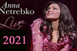 Билеты на концерты Анна Нетребко Anna Netrebko concert tickets 2021