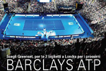 Barclays ATP World Tour Finals 2016 tennis tickets
