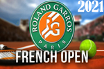 French Open Rolland Garros 2021 tennis tickets
