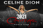 Celine Dion concert tickets 2021