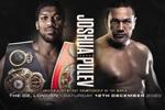 Билеты на бокс Anthony Joshua vs Kubrat Pulev Энтони Джошуа Кубрат Пулев в Лондоне 12.12.2020