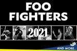 Foo Fighters concert tickets 2021