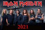 Iron Maiden concert tickets 2021