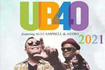 Билеты на концерты юби 40 UB40 concert tickets 2021