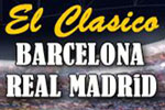 FC Barcelona - Real Madris tickets