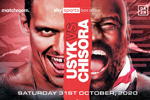 Oleksandr Usyk - Dereck Chisora 31 October in London boxing tickets 2020