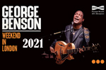 George Benson concert tickets 2021